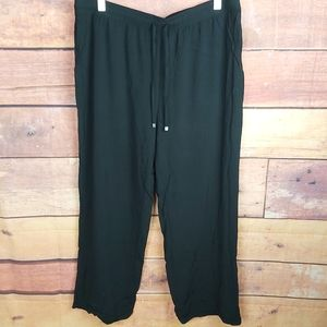 1X viscose light pants Penningtons